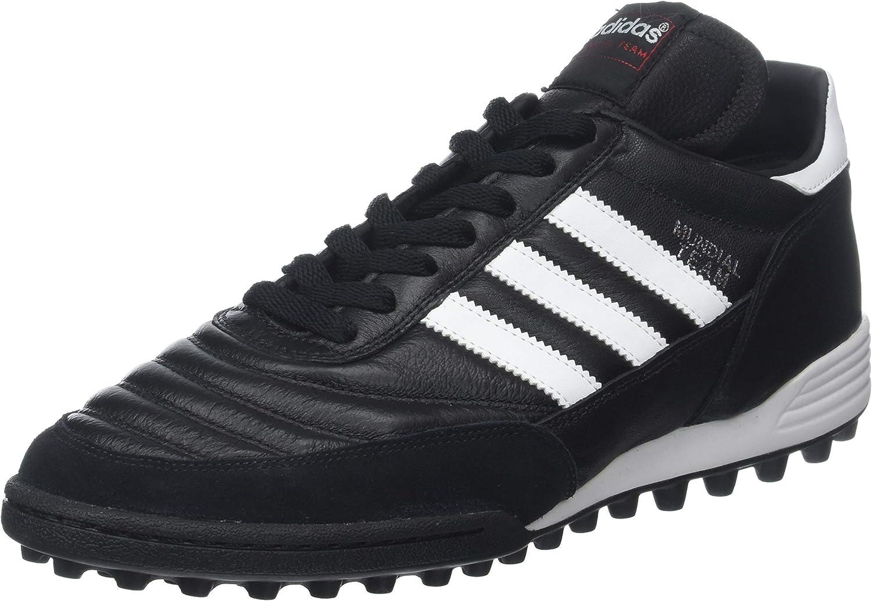 Adidas Unisex-Erwachsene Mundial Team Fußballschuhe, Schwarz (schwarz Running Weiß Ftw rot), 38 EU  | Ausgezeichnete Qualität