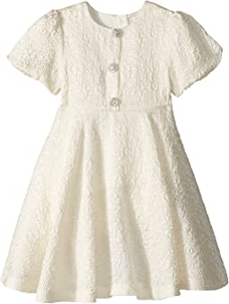 Dolce & Gabbana Kids - Short Sleeve Dress (Little Kids)