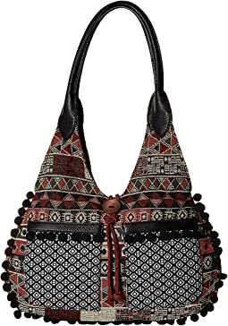 American West Tulum Scoop Top Tote