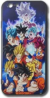 RL04 Dragon Ball Super Saiyan Goku Phone Case for iPhone 6 / iPhone 6s