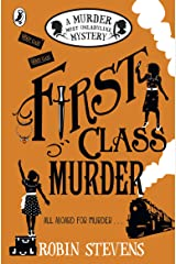 First Class Murder: A Murder Most Unladylike Mystery Kindle Edition