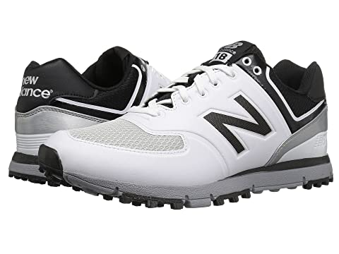 New Balance Golf NBG518 Mens White/Black V550406UJ Shoes