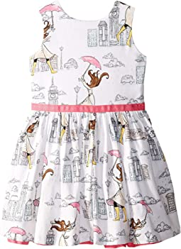 London Girl Party Dress (Toddler/Little Kids/Big Kids)