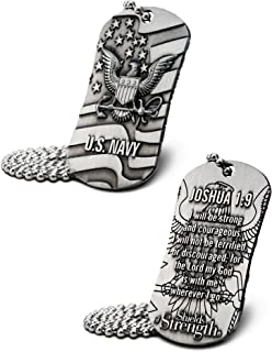 navy dog tags