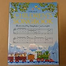USBORNE CHILDREN's SONG BOOK