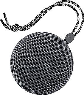 هواوي ساوند ستون مكبر صوت بلوتوث محمول للهواتف النقالة - احمر - CM51، رمادي