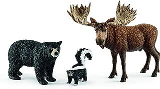 Schleich North American Forest Dweller Set