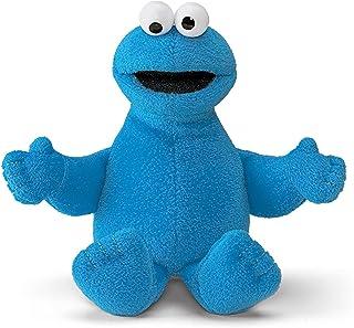 """Enesco Sesame Street 6"""" Cookie Monster Beanbag Gund Plush"""