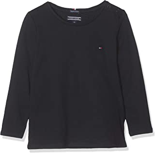 Tommy Hilfiger Kids Basic Long Sleeve Knit Tee