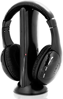Stereo Wireless Over Ear Headphones - Hi-fi Headphone Profes