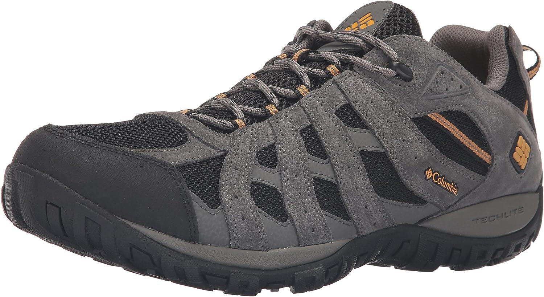 Columbia Mens Redmond Waterproof-m Hiking shoes