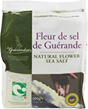 ゲランドの塩 ル ゲランデ(Le Guérandais) ゲランドの塩 フルール ド セル (海の花) 500g