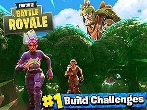 Clip: Fortnite Battle Royale (Build Challenges)