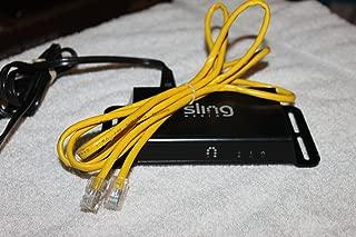 Sling Media Slinglink Turbo 1 Port Sl150 with Ethernet Cable