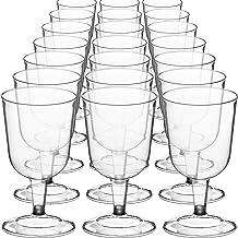 6 Oz Plastic Glasses