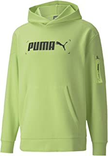 PUMA Men's Nu-tility Hoodie Sweatshirt