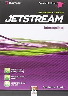 JETSTREAM INTERMEDIATE [B1] STD'S + e-ZONE Richmond - 9788466825115