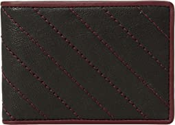 Napoli Quilted Small Bifold Wallet