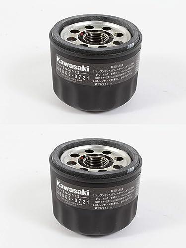 high quality Kawasaki popular 49065-7007 popular Oil Filter (2 Pack) sale