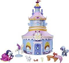 My Little Pony Friendship Is Magic Collection Rarity Carousel Boutique Set