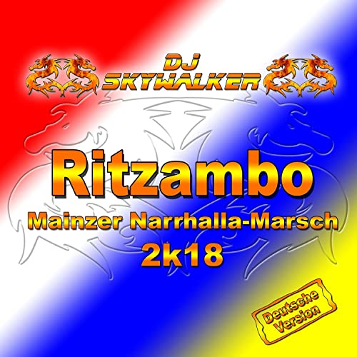 Ritzambo (Mainzer Narrhalla-Marsch 2K18) [Instrumental mit Samples