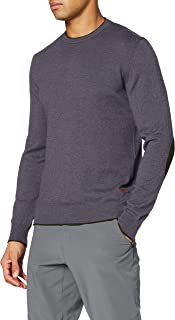 CMP Men's Knitted Wool Jumper Pullover Sweater