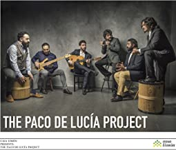 the paco de lucia project