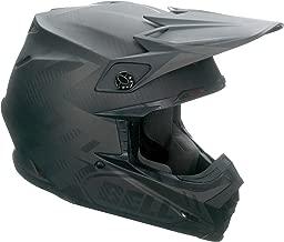 Bell Moto-9 Flex Off-Road Motorcycle Helmet (Matte Syndrome Black, Large)
