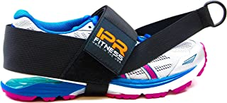 "IPR Fitness Glute Kickback PRO""Patented"" 100% Made in The USA I Foot Based Ankle Strap for Cable Machine Attachment"