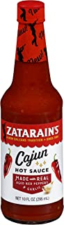 Zatarain's Cajun Hot Sauce 10 ounce (Pack of 2)