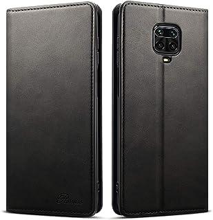 Redmi Note 9s ケース 手帳型 redmi note 9pro カバー Rssviss シャオミ リドミーノート9S カバー 財布型 マグネット付き スタンド機能 カード入れ ストラップ穴付き 横開き 軽量 薄型 耐衝撃 Note ...
