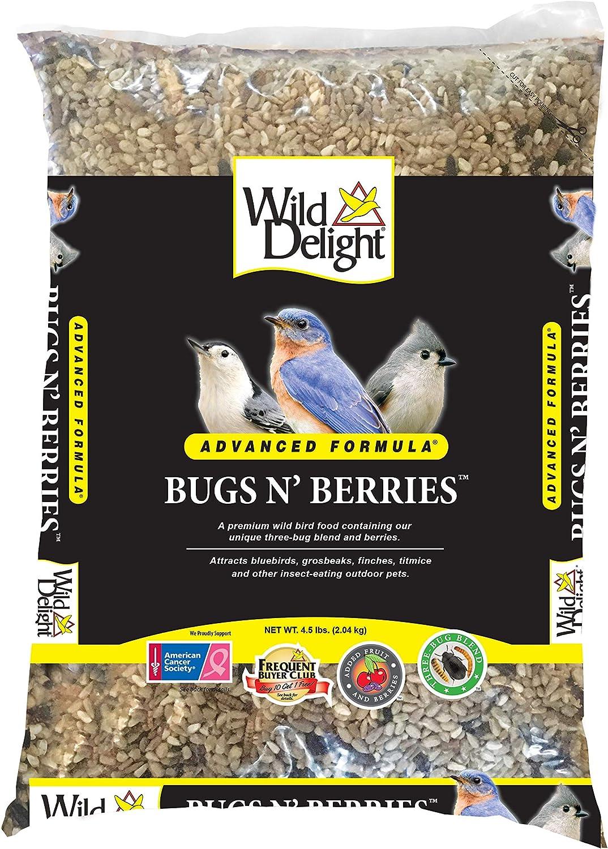 Wild Delight Bugs N' Berries