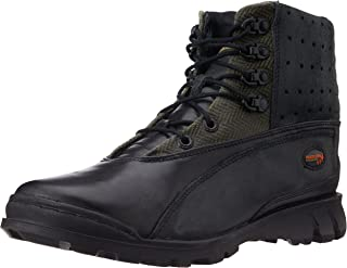 Woodland Men's Softy Leather Boots