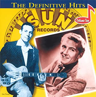 Sun Records - The Definitive Hits, Vol. 2