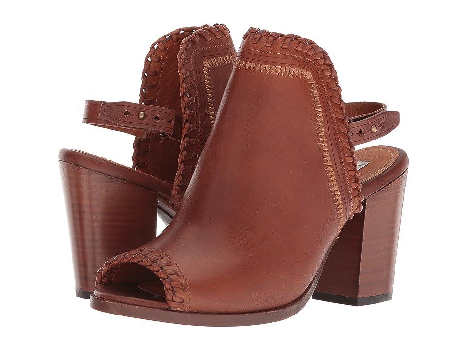 Two24 by Ariat Sundance (Cognac) Cowboy Boots