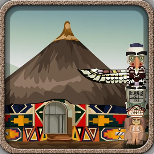 Escape Games-Puzzle Tribal Hut