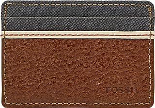Fossil Men's Elgin Card Case Leather Wallet