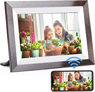 Sponsored Ad - WiFi Digital Photo Frame 10.1 Inch IPS Touch Screen HD Display, 16GB Storage, Auto-Rotate, Wall-Mountable, ...