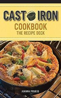 Cast Iron Cookbook: The Recipe Deck (English Edition)