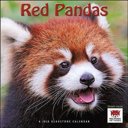 6b8b2980c Red Pandas Calendar 2019