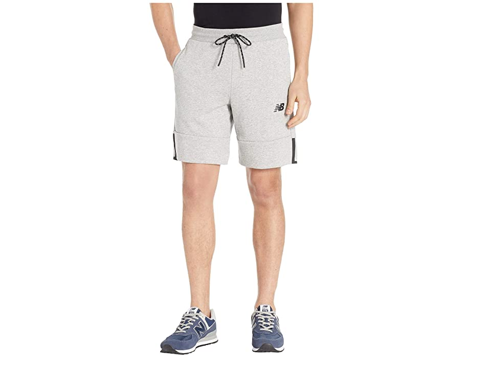 New Balance Athletics Shorts (Athletic Grey) Men