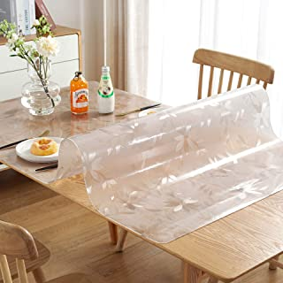 LovePads 1.5mm Thick 36 x 60 Inches Dining Room Table Protector, Rectangular Non-Slip Plastic Table Protective Pads, Kitch...