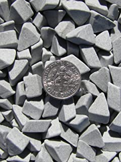 6 Lb 3//16 X 3//8 /& 3//8 X 5//8 Mixed Polish Non-Abrasive Ceramic Tumbling Tumbler Tumble Media