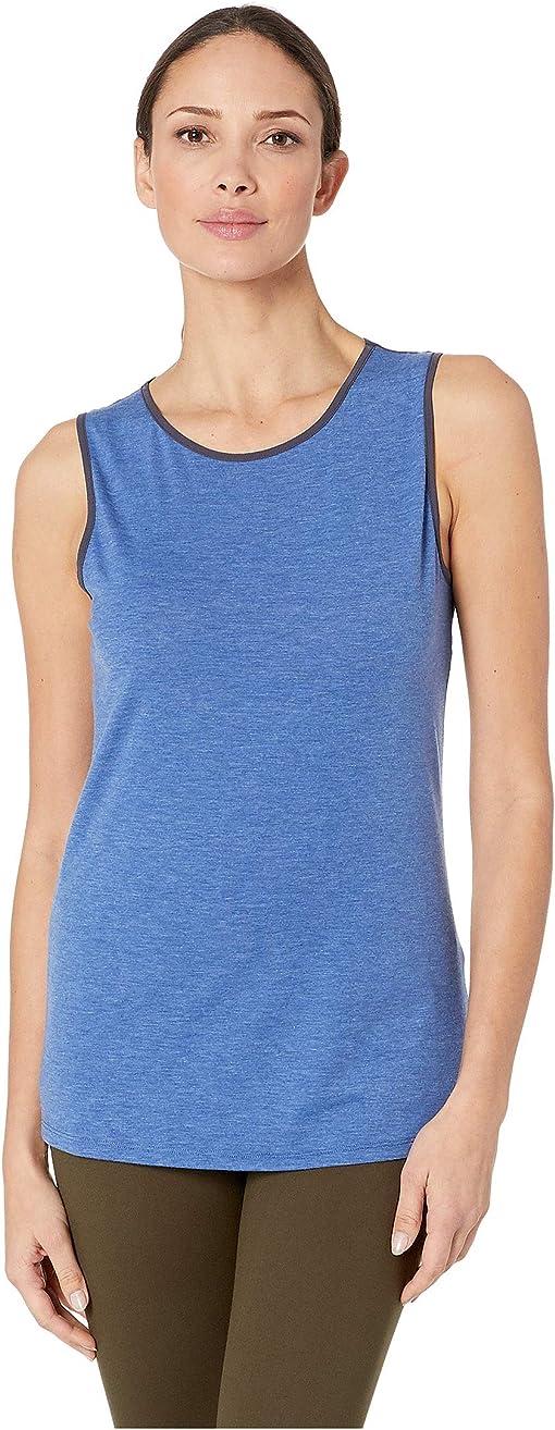 Olympian Blue Melange
