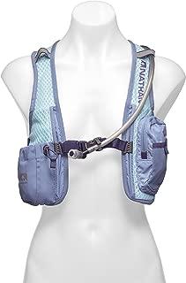 Nathan Intensity Hydration Running Vest/Backpack with Bladder, Blue Radiance, 2 L