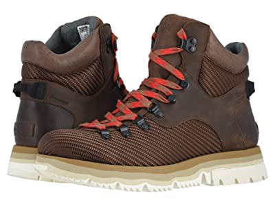 SOREL Atlistm Axe Waterproof (Tobacco/Black) Men