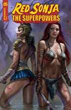 Red Sonja: The Super Powers #5