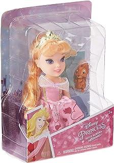 Jakks Disney Princess Petite Doll Aurora, Multi-Colour, 98958