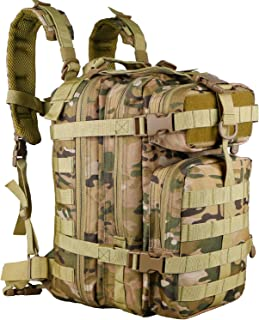 Military Tactical Backpack 30L Hiking Backpack for Travel Camping Trekking