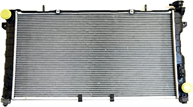 JSD New Radiator Fits Chrysler Town & Country Voyager Dodge Caravan V6 2001-2004 Manual Trans CU2311 DPI2311
